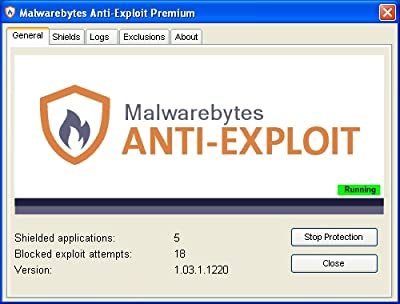 Malwarebytes Anti-Exploit Premium 1 Year/3 PCs [Download]
