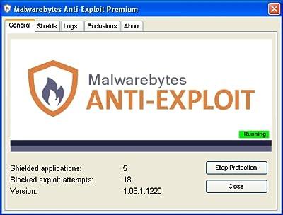 Malwarebytes Anti-Exploit Premium 1 Year/3 PCs [Download]