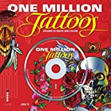 One Million Tattoos: Designs to Create and Colour by Yi, Jian, James, Andrew (2012) Paperback
