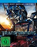 Transformers - Die Rache (2 Discs) [Blu-ray] [Special Edition]
