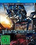 Blu-ray Vorstellung: Transformers – Die Rache (2 Discs) [Blu-ray]