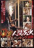 緊縛人間花火 M奴隷スパンキング調教 [DVD]