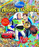 img - for Look and Find: Disney Friends & Favorites (Look and Find Book) book / textbook / text book