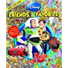 Look and Find: Disney Friends & Favorites (Look and Find Book)