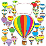 Carson Dellosa Hot Air Balloons Bulletin Board Set (110163)