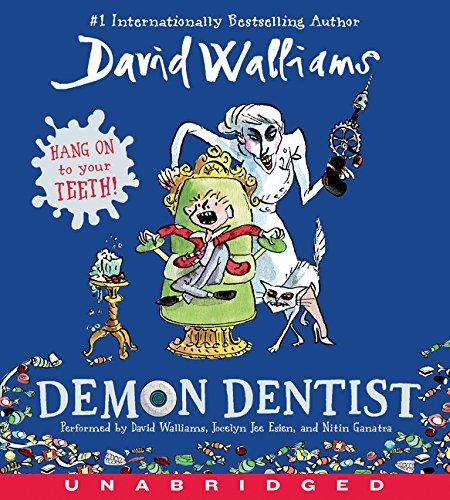 Demon Dentist CD by David Walliams (2016-03-01)