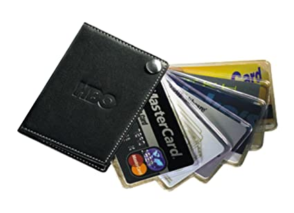Card Holder With Contrast