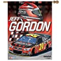 "NASCAR Jeff Gordon Vertical Flag, 27 x 37"", Multicolor"