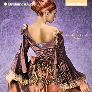 To Wed in Scandal Audiobook