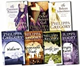 Philippa Gregory Philippa Gregory books: 4 books (Earthly Joys / Virgin Earth / The Other Boleyn Girl / The Boleyn Inheritance rrp)