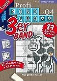 Profi-Nonogramm 3er-Band Nr. 4