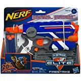 3 X Nerf N-Strike Elite Firestrike Blaster