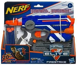 2 X Nerf N-Strike Elite Firestrike Blaster
