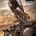 The Infinite: Gates of Thread and Stone, Book 2 (       UNABRIDGED) by Lori M. Lee Narrated by Jessica Almasy