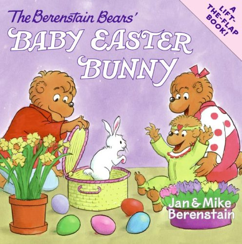The Berenstain Bears' Baby Easter Bunny front-1037951