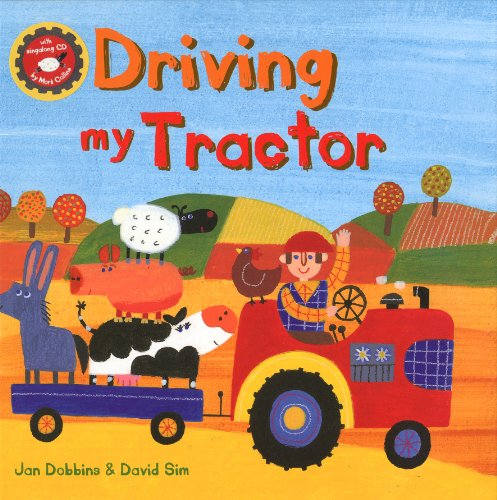 Driving My Tractor PB with CD