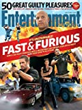Entertainment Weekly (May 17, 2013) Fast and Furious - Vin Diesel, Paul Walker, Tyrese, etc