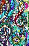 Password Journal: Password Keeper Music Gifts ( Internet Address Logbook Diary Notebook ) (Password Journals - Music (Carnvial))