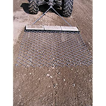 Yard Tuff DH-045 Drag Harrow, 4-feet x 5-feet