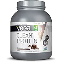 Up to 25% Off Vega Plant-Based Protein Bars, Powders, and Shakes at Amazon.com