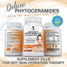 Youthful Look Phytoceramides - Drop a Decade From Your Face - 350 mg Plant Derived Pills - 30 Capsules