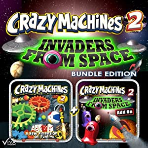 Crazy Machines 2 with Invaders from Space (Bundle Edition) [Download]