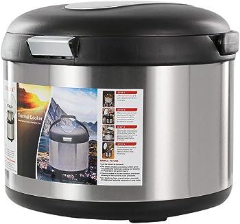 Tayama TXM-50CF Silver Thermal Cooker