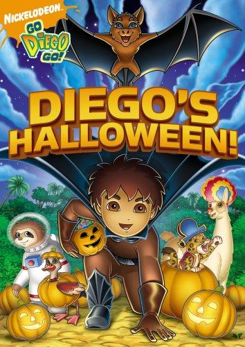 http://www.amazon.com/Go-Diego-Diegos-Halloween/dp/B0019F02ZS/