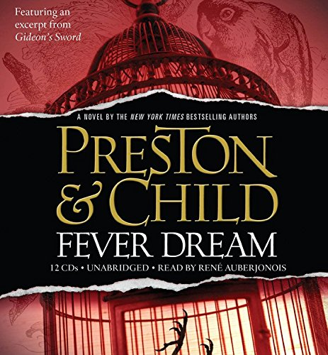 Fever Dream (Books On Cd Preston & Child compare prices)