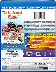 Despicable Me [Blu-ray] from Universal Studios Home Entertainment