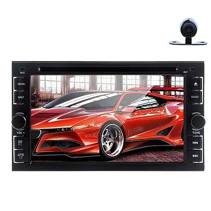 USB / SD de fenšºtres 6 2,015 nuevo USB / SD Model 6.2 pulgadas 2 DIN HD Doble 2 DIN šŠcran LCD d'šŠcran tš¢ctil en el tablero de coches DVD con DVD CD Auto mp3 mp4 usb sd AM FM audio radio rš&Sca