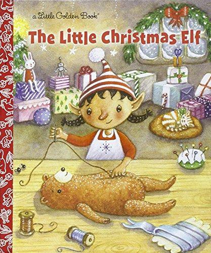 the-little-christmas-elf-little-golden-book