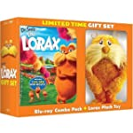 Dr. Seuss' The Lorax Blu-ray + DVD +...