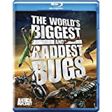 The World's Biggest and Baddest Bugs [Blu-ray] by Genius Products (TVN) by Director Not Available