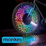 Monkeylectric Light Party LED Bike Li...