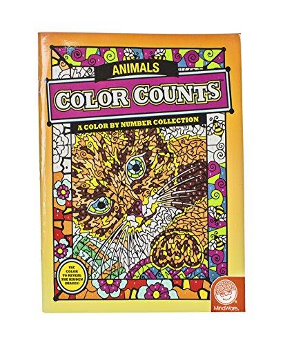 MindWare Color Counts Animals