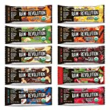 Raw Rev 100 Calorie Fruit, Nut and Seed Superfood Bars