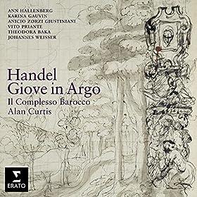 Giove in Argo, HWV A14, Atto primo: Coro: Care selve, date al cor