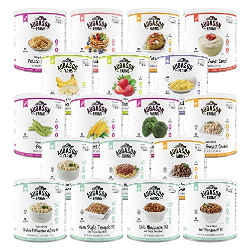 Augason Farms Simply Meal Pack Emergency Food Storage Kit (18 Can) (Meal Pack compare prices)
