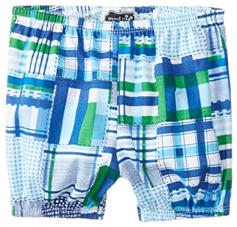 Mud Pie Baby-Boys Infant I'M One Diaper Cover, Multi, 12-18 Months