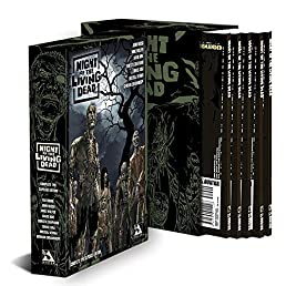 Night of the Living Dead Complete TPs (Slipcase Edition) (Slipcased Edition)