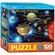 Eurographics the Solar System Mini Puzzle (100 Pieces)