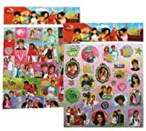 Disney High School Musical Sticker - 2 Sheet stickers set