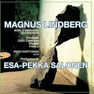 Music of Magnus Lindberg