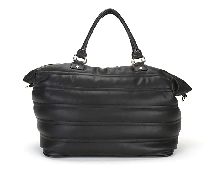 Deux Lux Women's NYC Weekender Black: Clothing