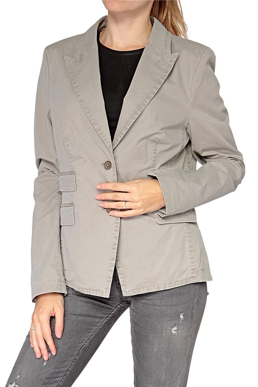 Drykorn Damen Blazer CAMBRIDGE, Farbe: Khaki