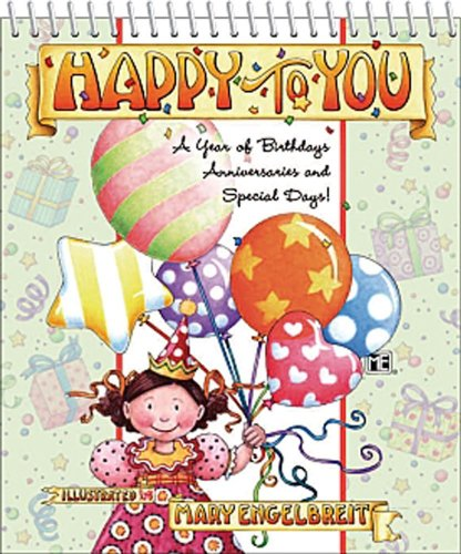 Mary engelbreits happy to you perpetual birthday calendar check price order now solutioingenieria Images