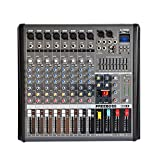 Freeboss Em8 8 Mono Channels 16 DSP Audio Mixer with USB
