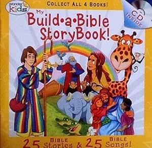Build Storybook Of My Build A Bible Storybook Disc 4 25 Bible