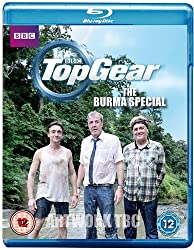 Top Gear - The Burma Special [Blu-ray]
